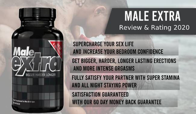 Male Extra Review: Does it Really Work? - 100% Results - Best Product