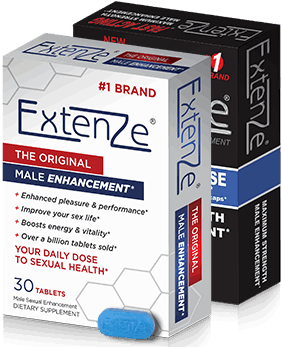 cheap Extenze fake vs real box